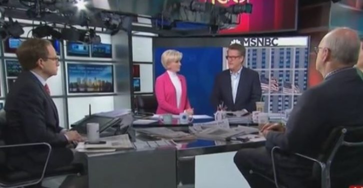 MSNBC's Mika Brzezinski: 'Our job' is to control 'exactly what people think'