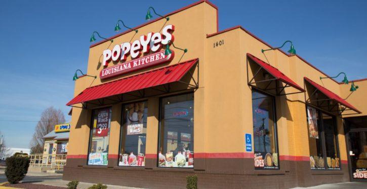 Lawsuit: Popeyes gave me flesh-eating worms