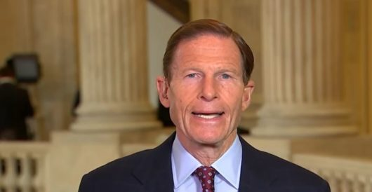 Trump tears Sen. Richard Blumenthal a new one for lying about fighting in Vietnam War by LU Staff