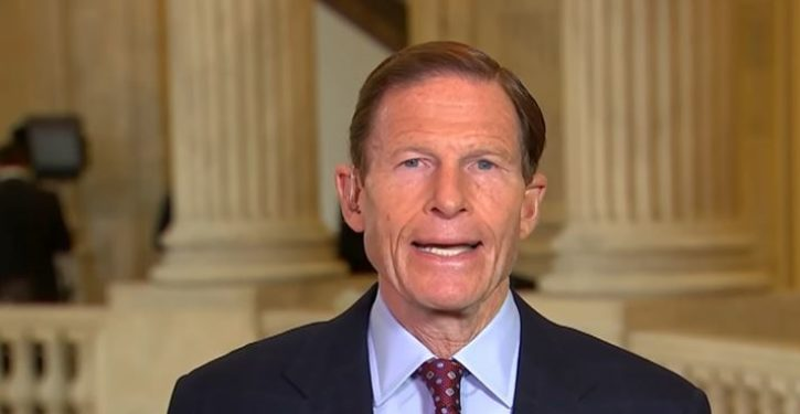 Trump tears Sen. Richard Blumenthal a new one for lying about fighting in Vietnam War