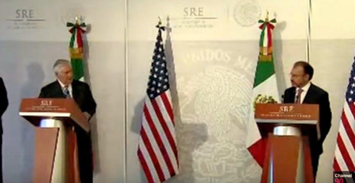Mexico promises to sic the lawyers on U.S. if Trump tries to build wall