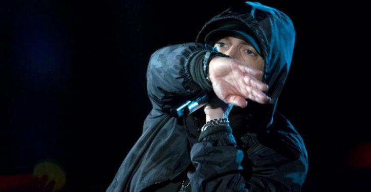 Eminem raps about raping conservative author Ann Coulter