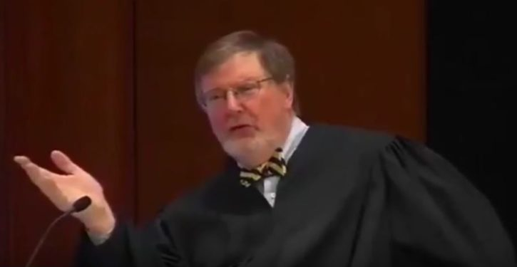 Judge who stayed Trump order got key fact on immigrant terror threat wrong