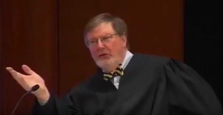 Federal judge blocks Trump's immigration ban *UPDATE*: DOJ will file emergency stay