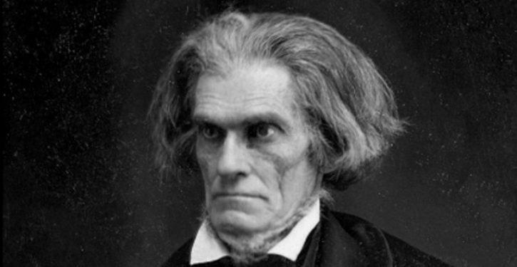 Yale seeks to erase memory of statesman and political theorist John C. Calhoun; guess why