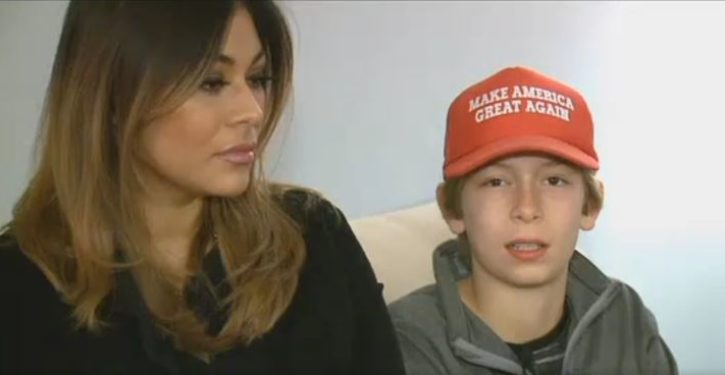 Middle school student attacked on school bus for wearing 'Make America Great Again' hat