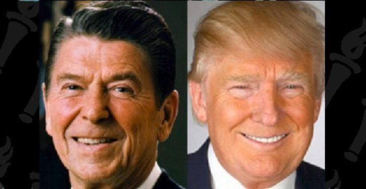 Trump-Reagan parallels are scary, but not for the reasons critics think