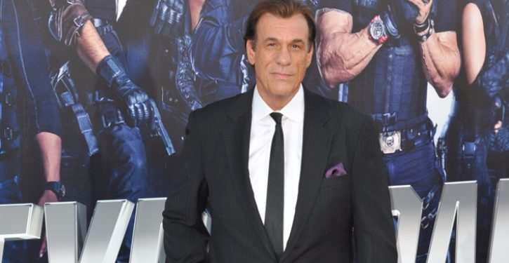 Conservative actor wonders why Hollywood libs won't invite illegals, refugees into their homes