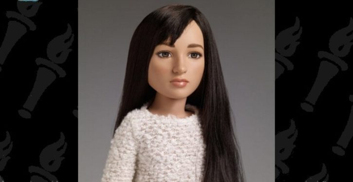 Doll based on transgender teen to debut at New York Toy Fair