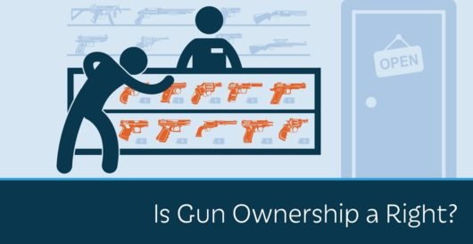 Video: Prager U examines whether gun ownership is a right by Howard Portnoy