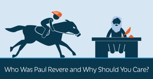 Video: Who was Paul Revere and why should you care? by LU Staff