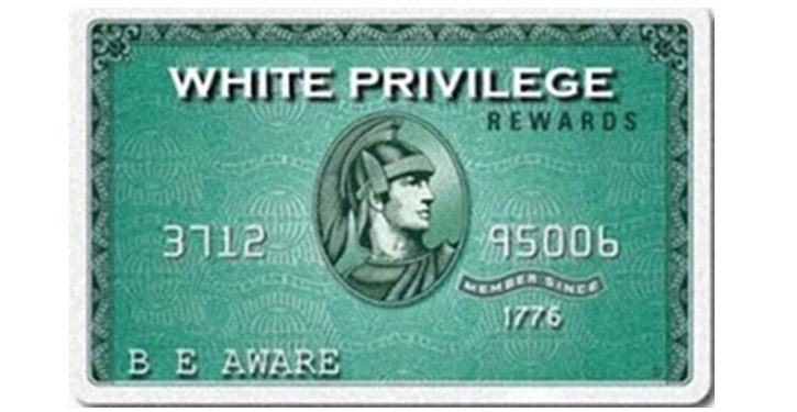 Whites enjoy 'privilege': Therefore, they should pay a 5% 'equality tax'