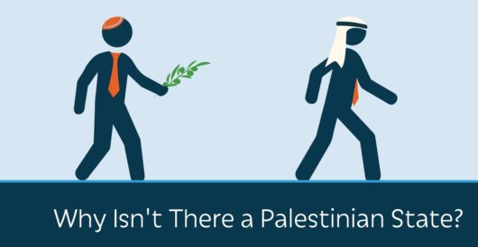 Video: Prager U asks why isn't there a Palestinian state? by LU Staff