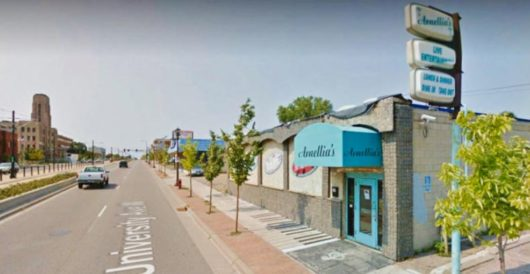Night club loses liquor license after women's-only face-slapping contest gets out of hand by Ben Bowles