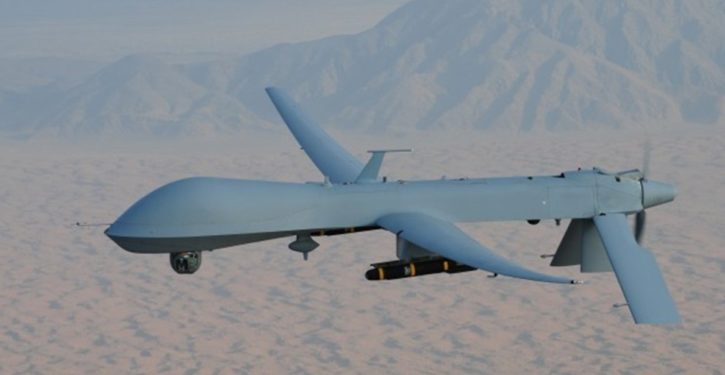 Military's domestic use of drones is growing