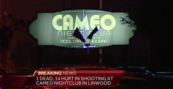 BREAKING: At least 15 shot, 1 fatally, at Cincinnati nightclub