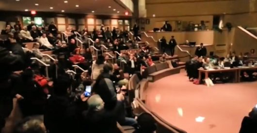 Angry Canadians shout down school board meeting, shred Quran over Muslim 'accommodations' by J.E. Dyer