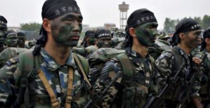 China building a 100,000 strong Marine corps