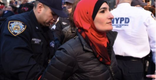 Arrests made in New York's 'Day Without Women' protest by Ben Bowles