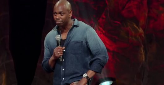 LGBT activists come down hard on Dave Chappelle for this transgender joke by LU Staff