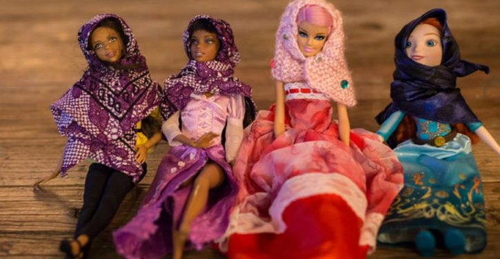 Moms sell 'Barbie hijabs' to teach inclusiveness: 'They will grow into a kinder generation'