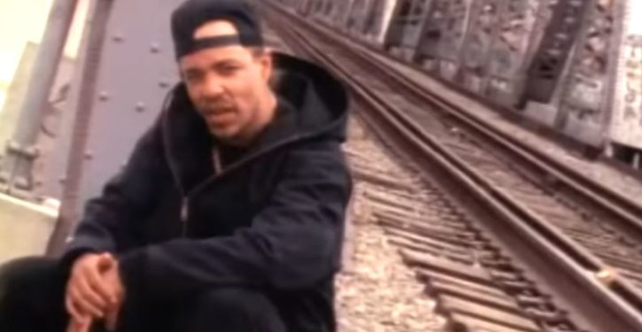 Ice-T: Shooting Trump in rap video artistic, but if it was Obama 'it would be terrible'