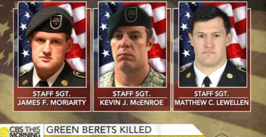 Fathers want probe of bizarre killing: 3 U.S. soldiers shot by Jordanian guard in November by LU Staff