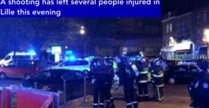 France: Shooting attack injures 3 near train station in northern city of Lille