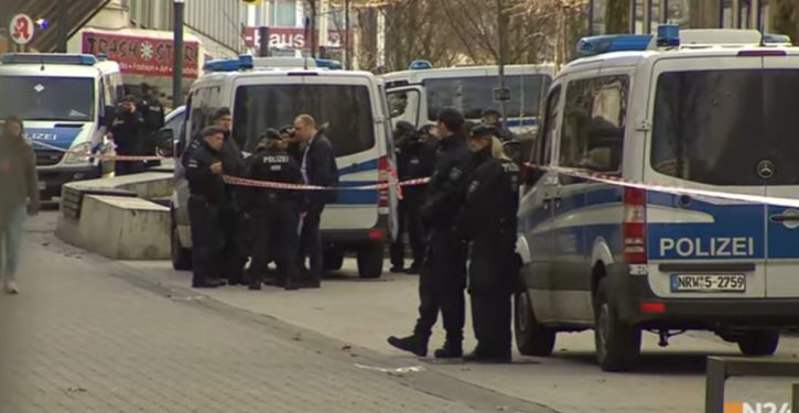 Germany: Entire shopping mall closed due to intel on terror threat