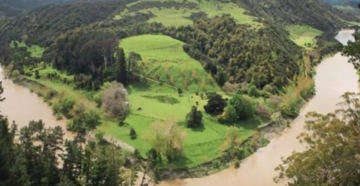 New Zealand river accorded same legal rights as a human being