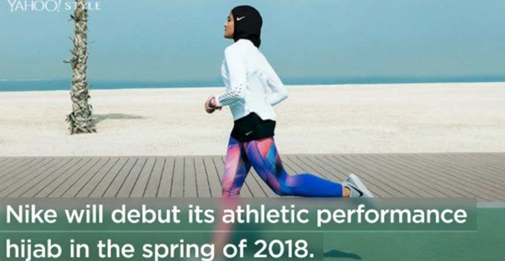 Nike debuts 'Pro Hijab'