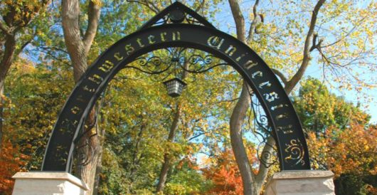 Student government at Northwestern U. endorses 'viewpoint diversity' by LU Staff