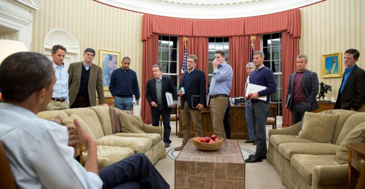 Yeah, Obama recorded all his Oval Office conversations