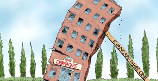 Cartoon of the Day: The fix is in by A. F. Branco
