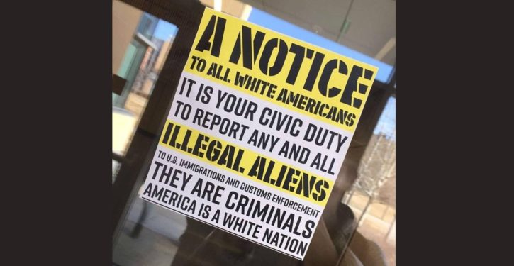 Students traumatized by 'white nationalist' posters at Minnesota college – then get told THIS