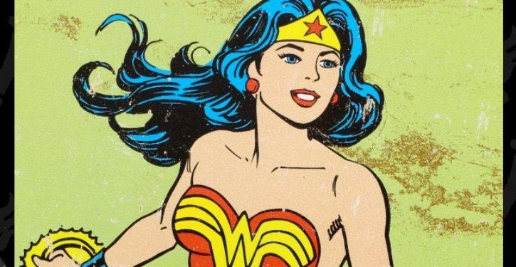 Wonder Woman's lack of armpit hair sparks feminist debate