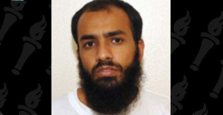Former Gitmo detainee gets his 72 virgins via U.S. airstrike on Yemen
