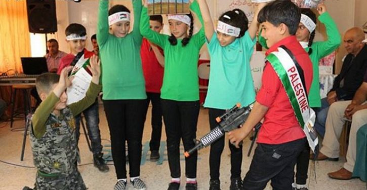 British foreign aid funding Palestinian schools named for terrorists, teaching hatred of Israel