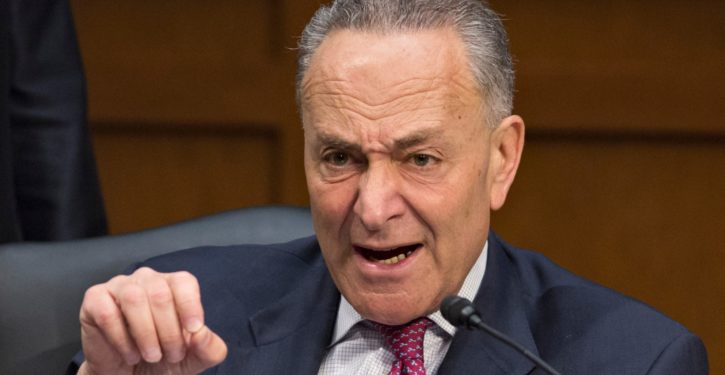 Schumer faces failure in first test as leader