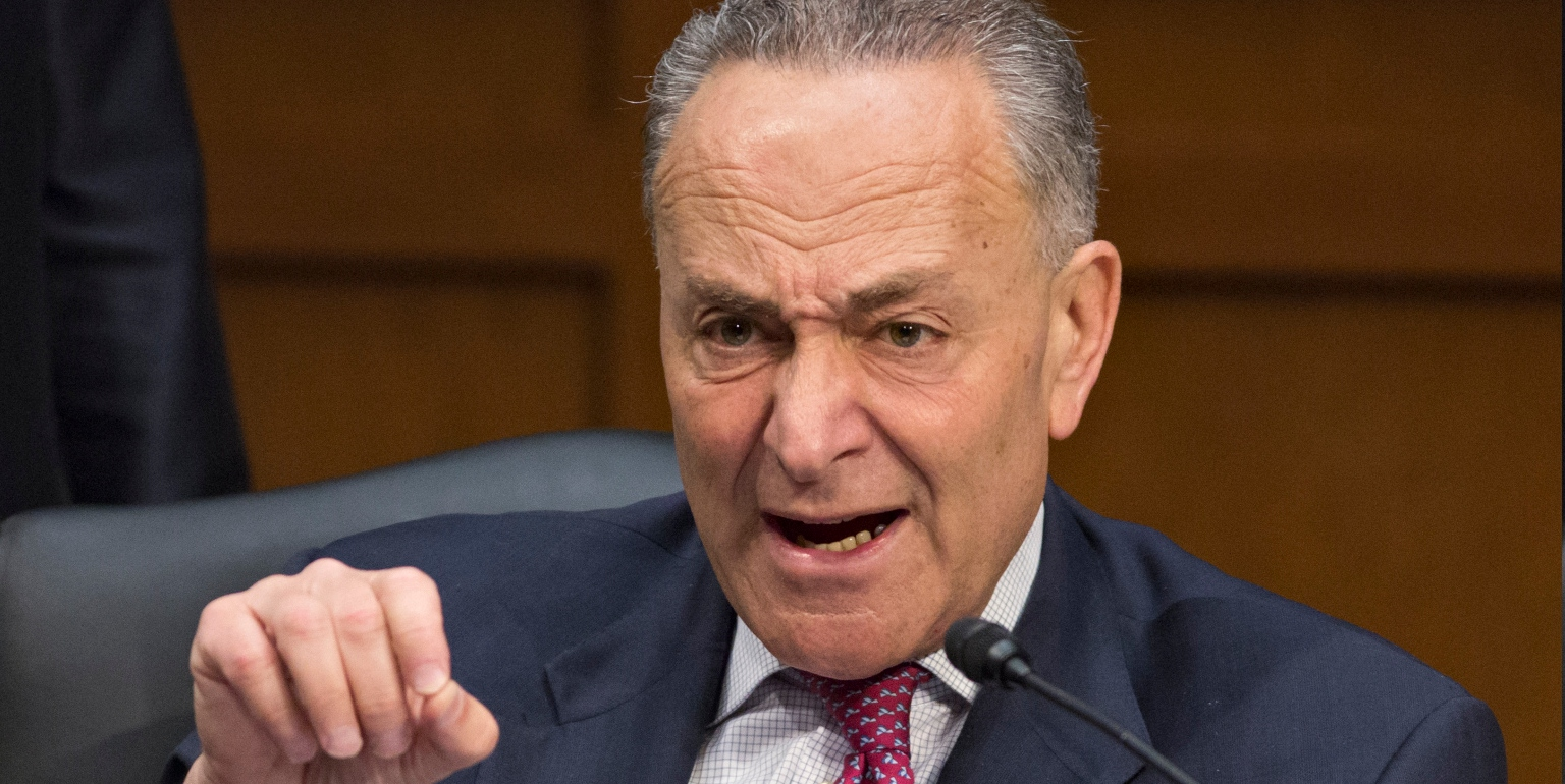Schumer urges FBI to ignore growing Biden scandal: Investigation could 'undermine rule of law'