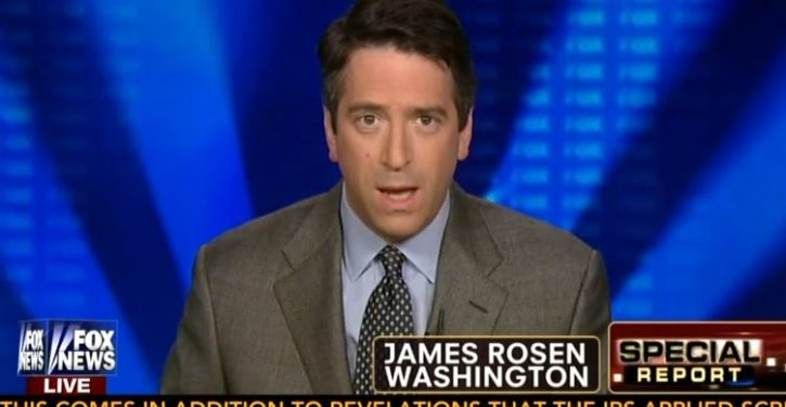 James Rosen on being the target of surveillance under the Obama administration