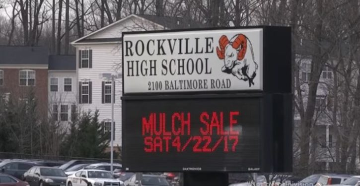 The networks' deafening silence in re Rockville HS rape is part of a larger problem