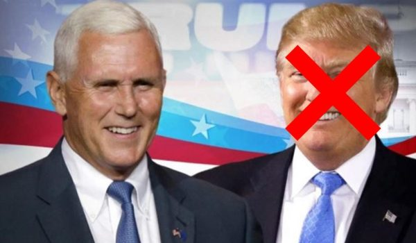 Tweet of the Day: Trump and Pence should be removed from office and Hillary should take over by Howard Portnoy