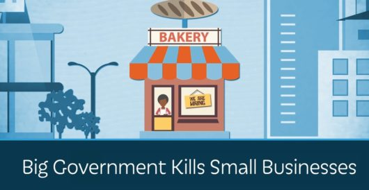 Video: Prager U explains how big government kills small businesses by LU Staff