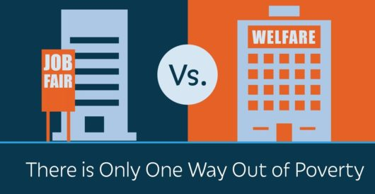 Video: Prager U explains there is only one way out of poverty by LU Staff