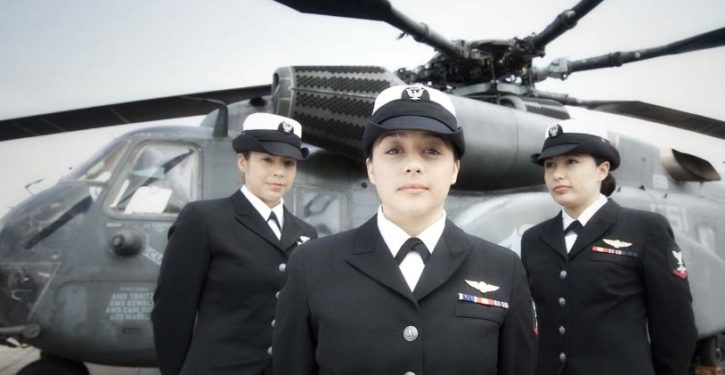 U.S. Navy plagued by an epidemic … of pregnancy