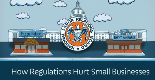 Video: Prager U explains how regulations hurt small businesses by LU Staff