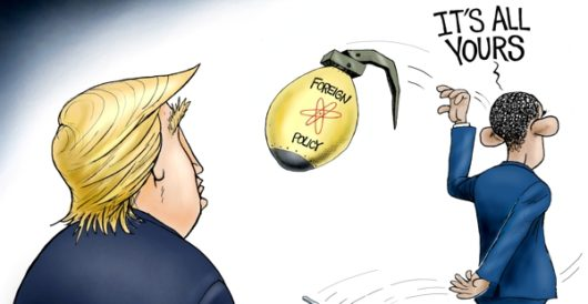 Cartoon of the Day: Parting gift by A. F. Branco