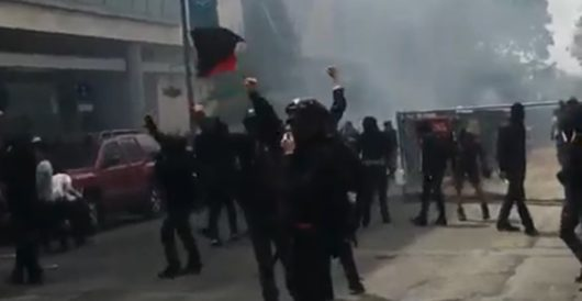 Antifa has Berkeley campus jittery, in lockdown ahead of non-leftist speaker event by J.E. Dyer