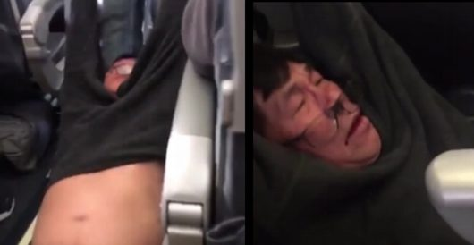 Doctor dragged shrieking from United flight was a convicted felon whose medical license was revoked by Ben Bowles